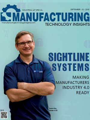 Sightline Systems: Making Manufacturers Industry 4.0 Ready